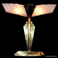 Art Déco Lampen - Leuchten für Liebhaber